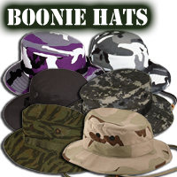 Boonies hats are known widely after being made popular by the US Marines. Boonie  Hats have a soft cc6e9ad43f41