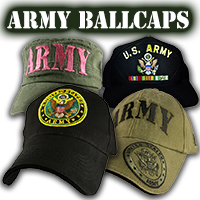 US Army Ballcaps