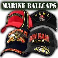 US Marines Ballcaps