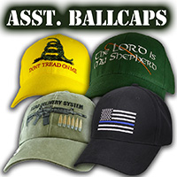 Assorted Ballcaps