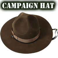 Campaign Hats