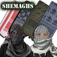 Shemaghs