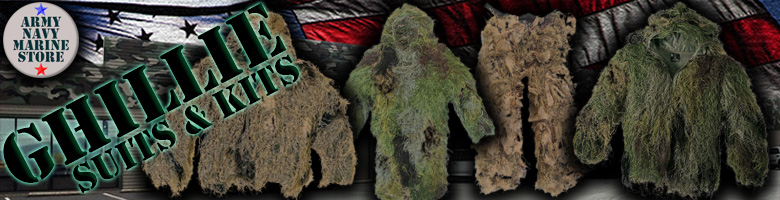 Ghillie Suits & Kits