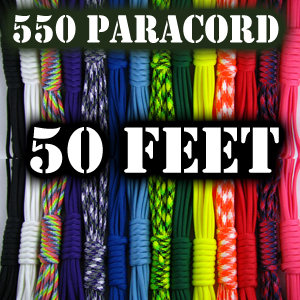 Paracord 550 - 50' Length