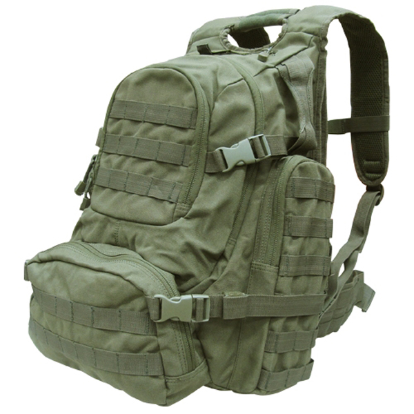MOLLE - Tactical Urban Go Pack