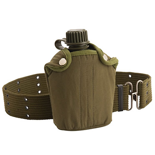 Canteen & Pistol Belt Kit
