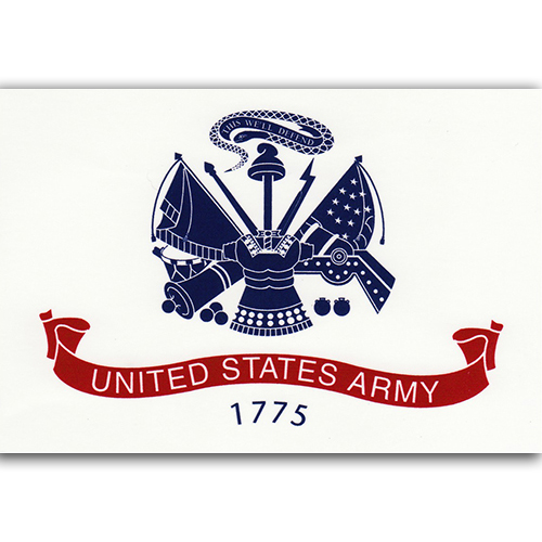 US Army Flag - 3' x 5' - 2 Sided - Super Poly