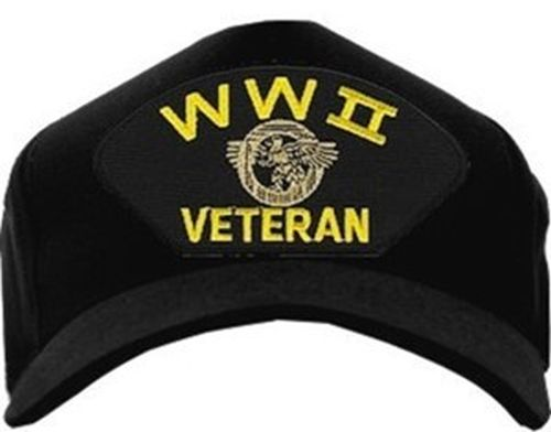 Veteran Ball Cap - WWII with Ruptured Duck