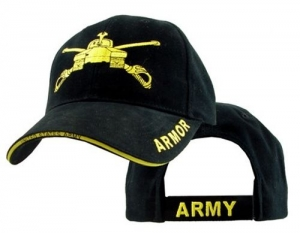 US Army Ballcap - Armor Division with Logo