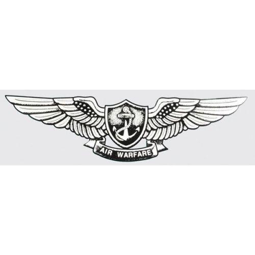"U.S. Navy Decal - 6"" - Aviation Warfare"