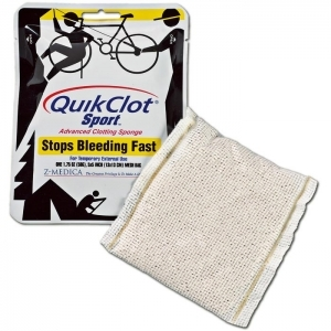 Medical Quikclot Sport Bandage 25g and 50g