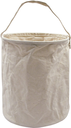 "Canvas Water Bucket 13"" x 11"""