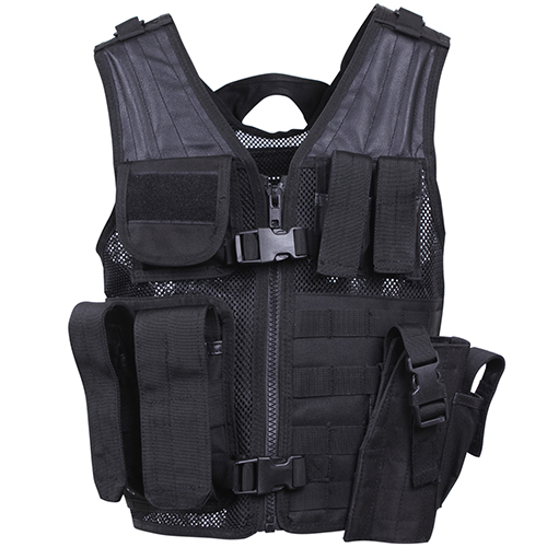 Kid's Tactical Cross Draw Vest