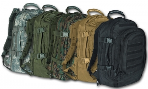 MOLLE - Tactical Duty Pack