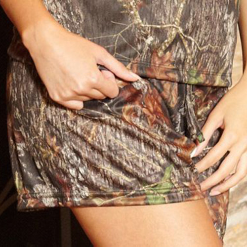 Mossy Oak® Break-Up® Lounge Shorts