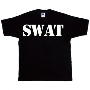 SWAT team - Two-Sided imprint T-Shirt