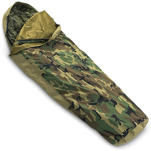 US Gore-tex 4 Piece Sleeping Bag System - Used