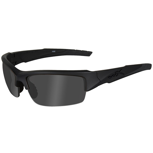 Wiley X: Valor - Polished Smoke Lens/Black Frame