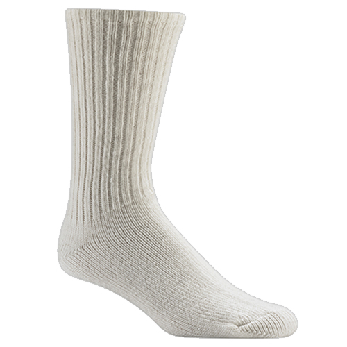 Original Wool Athletic Sock - White