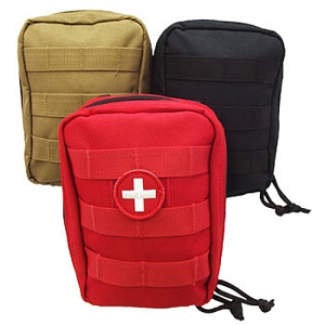 Elite First Aid Kit - 55 Items