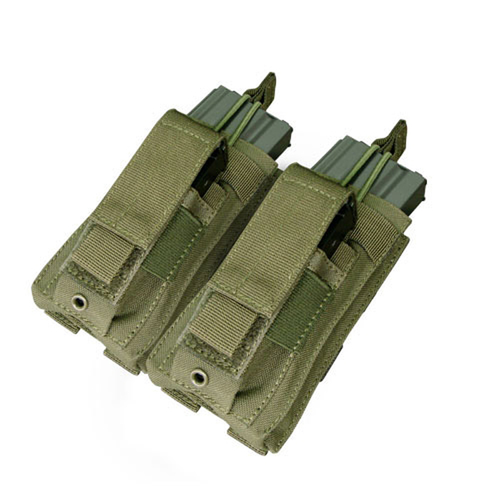 MOLLE - Double Kangaroo Mag Pouch