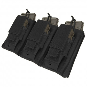 MOLLE - Triple Kangaroo Mag Pouch