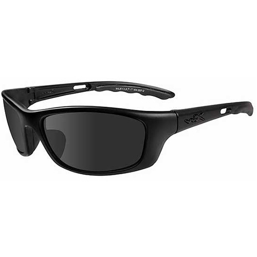 Wiley X: Black Ops: WX P-17 - Grey Lens/Black Frame
