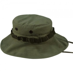 03c8da6297c50 Ultra Force Boonie Hat - Olive Drab - RipStop