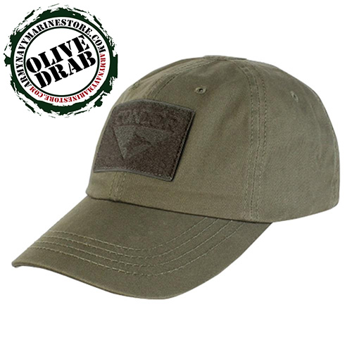 Tactical Cap Ballcap with Velcro