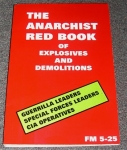 Anarchist Red Book of Explosives & Demolitions