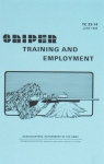 Sniper Training & Employment