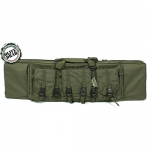"Police Gun Case 42"" - Black - Olive Drab - Tan"