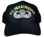 US Army ID Ballcap - Paratrooper with Wings