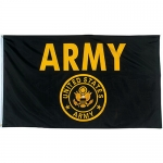US Army Flag - 3' x 5' - 1 Sided - Super Poly