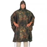 Poncho Ripstop Alpenflage