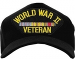 Veteran Ball Cap - WWII Veteran Asiatic