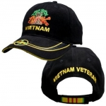 Veteran Ball Cap - Vietnam with Dragon