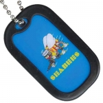 United States Navy Seabees Dog Tag