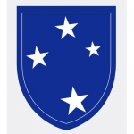 "U.S. Army Decal - 3.75"" x 3"" - 23rd Infantry"