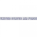 "U.S. Air Force Decal - 20"" - USAF - Strip"