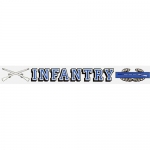 "U.S. Army Decal - 20"" - Infantry - Strip"