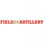 "U.S. Army Decal - 16"" - ""Field Artillery"" Strip"