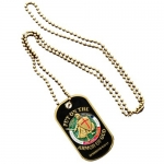 Dog Tag Armor of God Military Pride