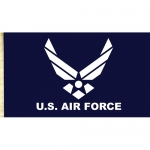 USAF Flag - Air Force - 3' x 5' - Wings