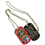 Psalms Dog Tag