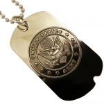 United States Army Emblem Dog Tag