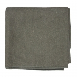 French Army Style Wool Blanket - 65% Wool