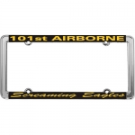 United States Army 101st Airborne License Plate Frame
