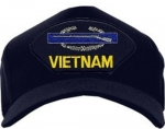 Veteran ID Ballcap - Vietnam - Army with CIB