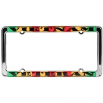 United States Vietnam Veteran License Plate Frame